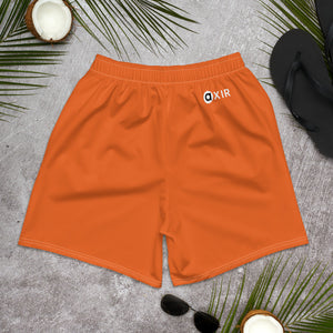 Orange Sports Club Shorts