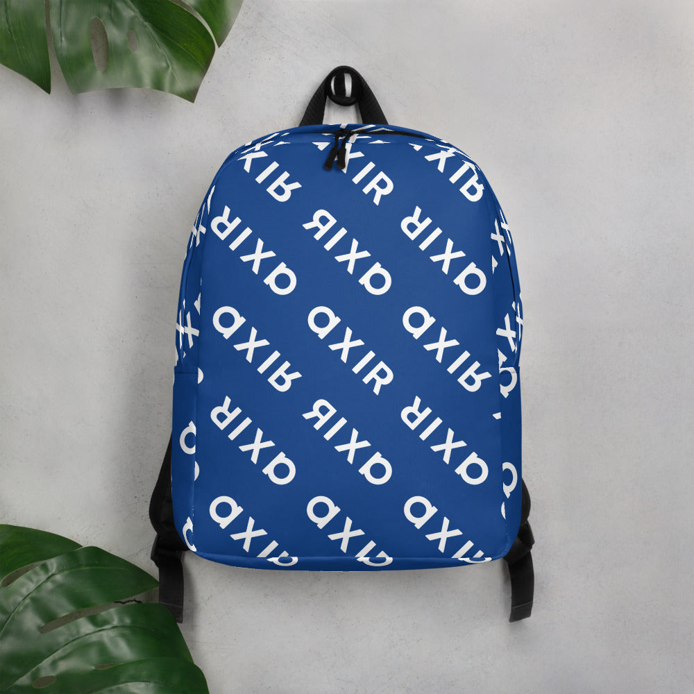 Blue Sports Club Backpack