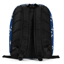 Load image into Gallery viewer, Blue Sports Club Backpack