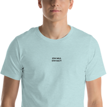 Load image into Gallery viewer, Light Blue Pastel Wild Club T-Shirt