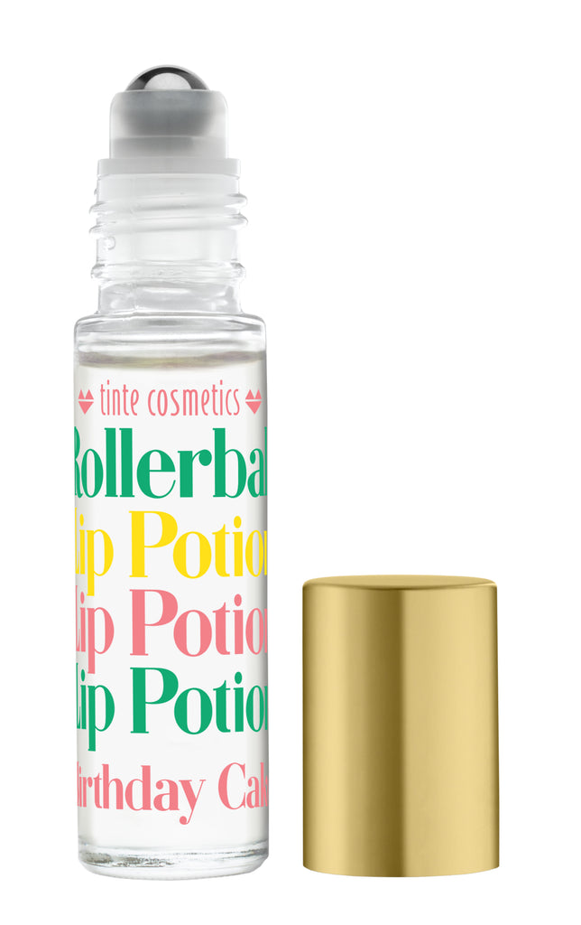 Tester - Birthday Cake Rollerball Lip Potion