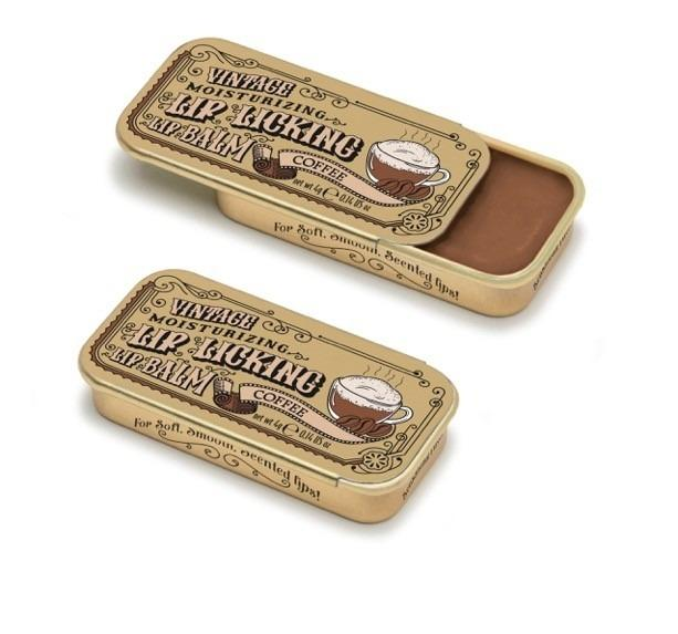 Tester - Coffee Lip Licking Flavored Lip Balm