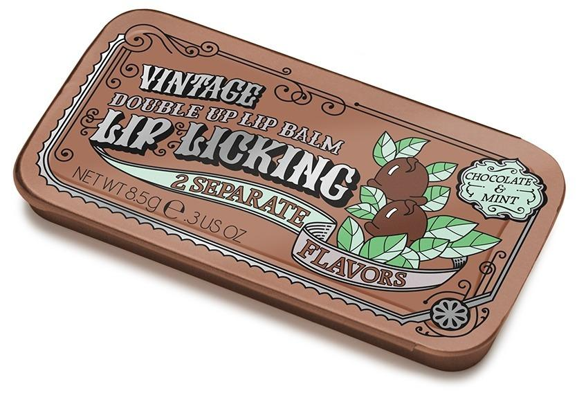 Chocolate & Mint Double Up Lip Licking Flavored Lip Balm