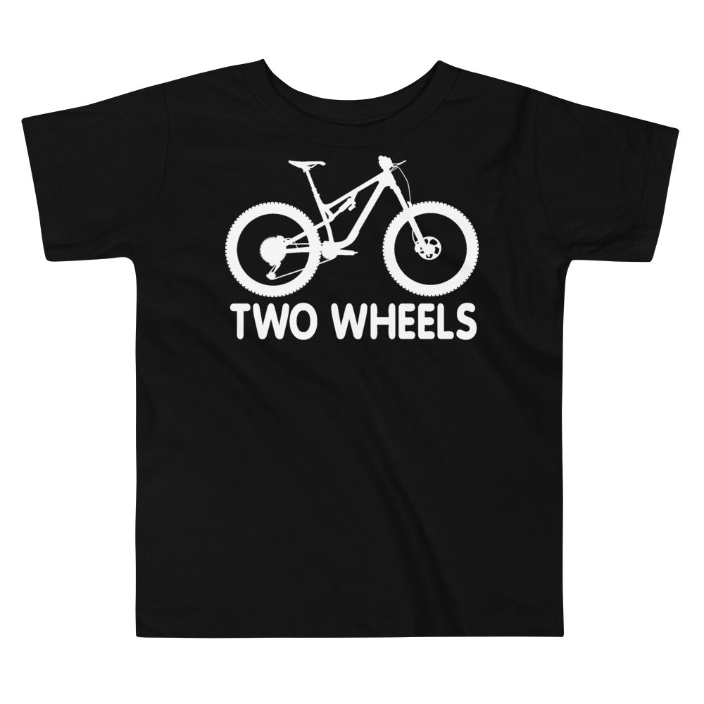 Two Wheels [MTB Toddler Tee]