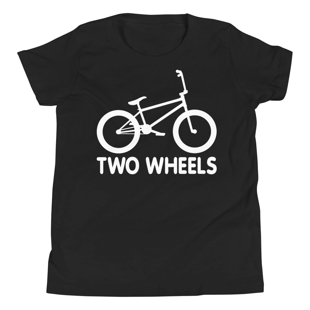 Two Wheels [BMX Youth Tee]