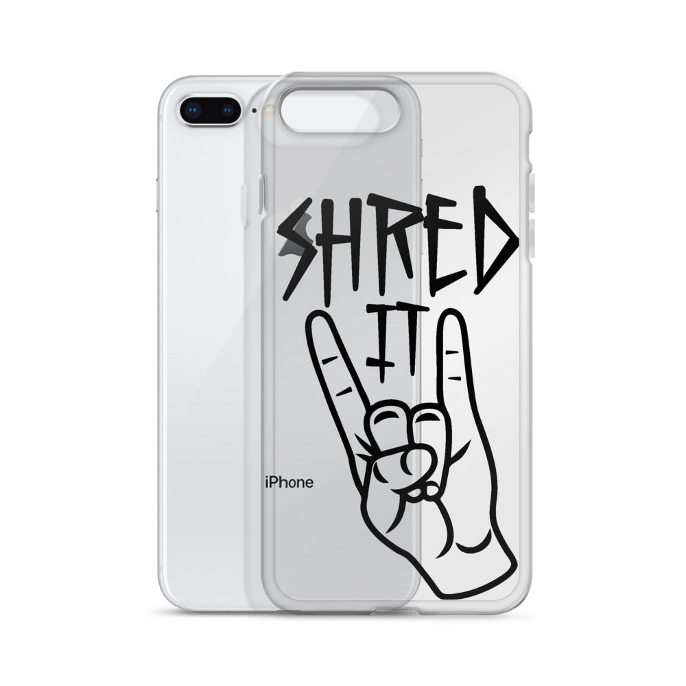 Shred It [iPhone Case]