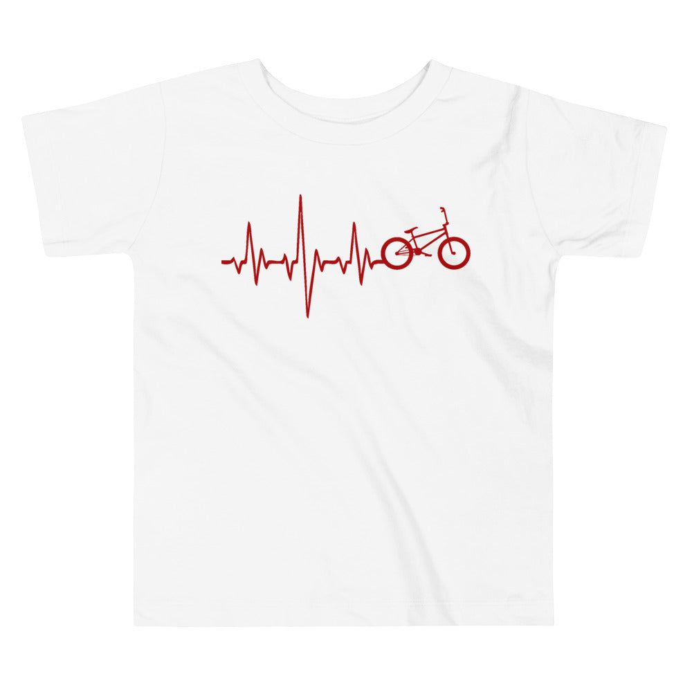 My Beating BMX Heart [Toddler Tee]
