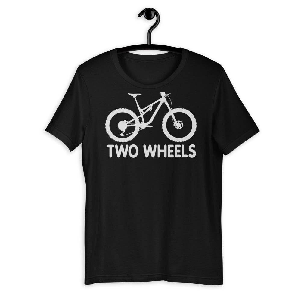 Two Wheels [MTB Tee]