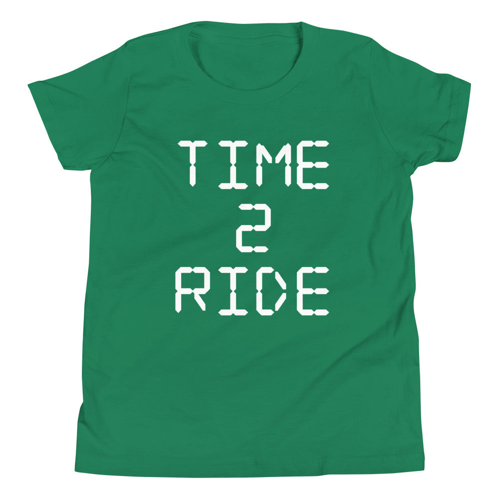 Time 2 Ride [Youth Tee]