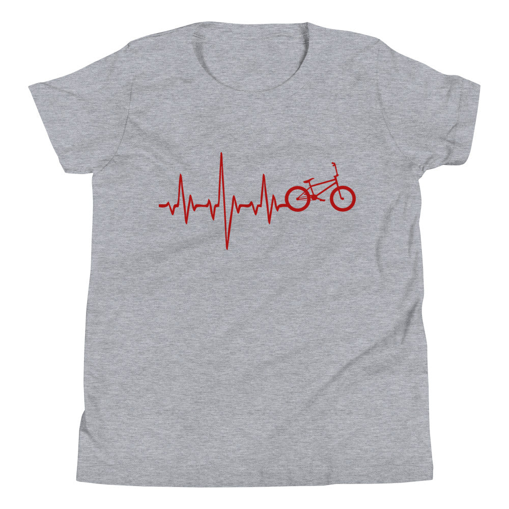 My Beating BMX Heart [Youth Tee]