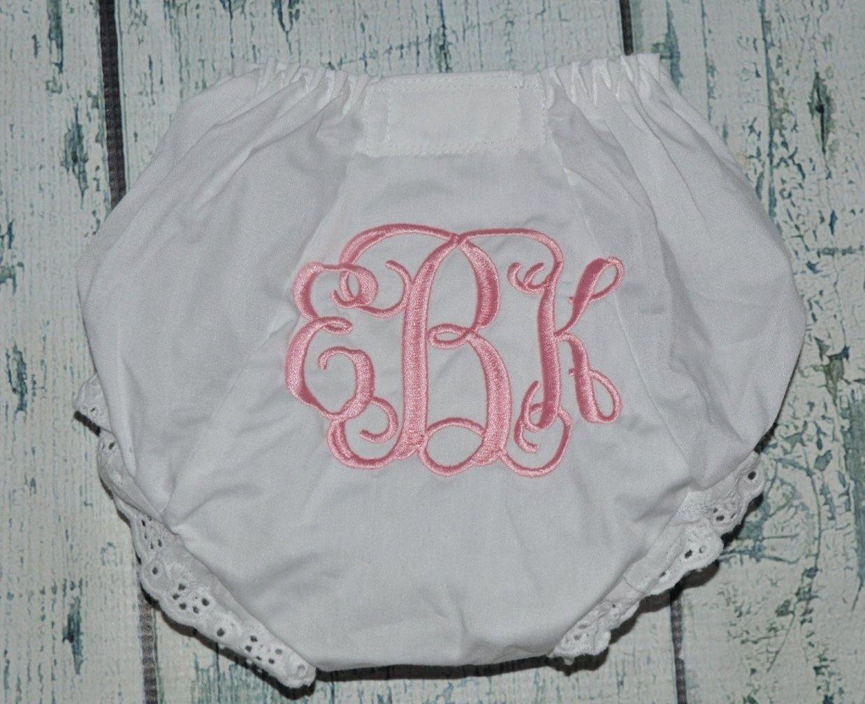 Bloomers (Diaper Cover) - South of Hampton