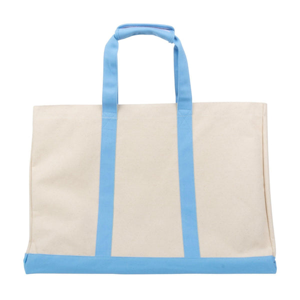 HUGE Canvas Tote - South of Hampton