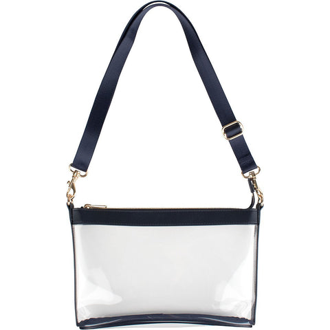 Lucy Clear Crossbody - South of Hampton