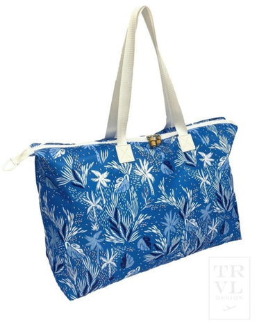 Pack It Up Tote - South of Hampton