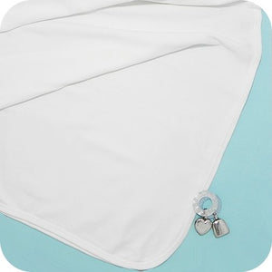 Pima Baby Blanket - South of Hampton