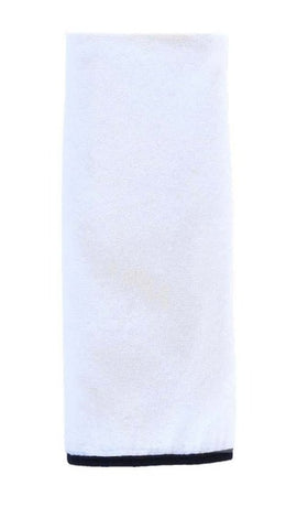 Piped Terry Hand Towel - South of Hampton