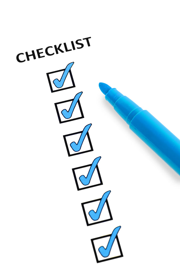 Real Time Location System Checklist for Patient Flow