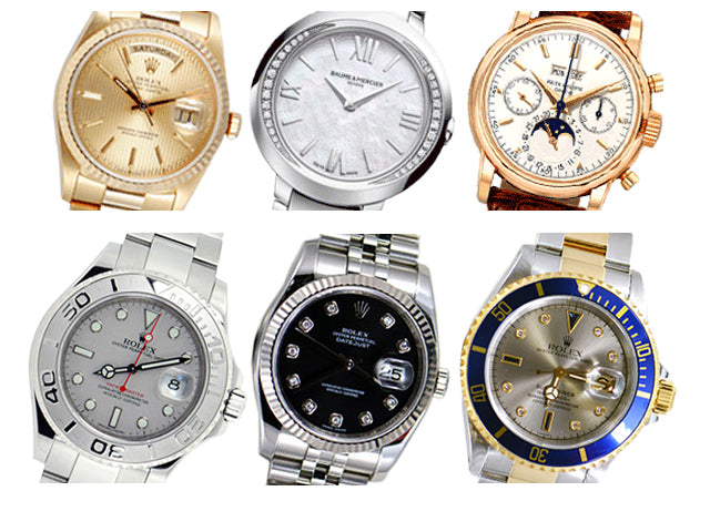 Guide to luxury watches for men