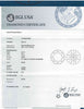EGL certification for Round Diamond