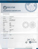 1.02ct G-SI2 Round Loose Diamond EGL USA Certification
