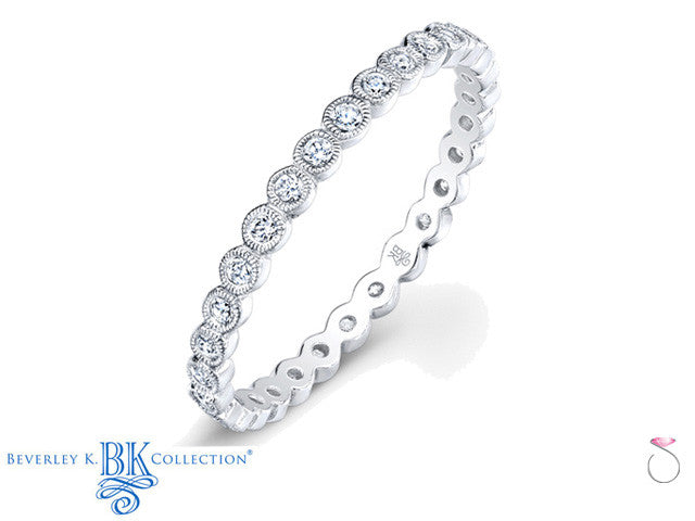 Beverley K Diamond Band R4006DD