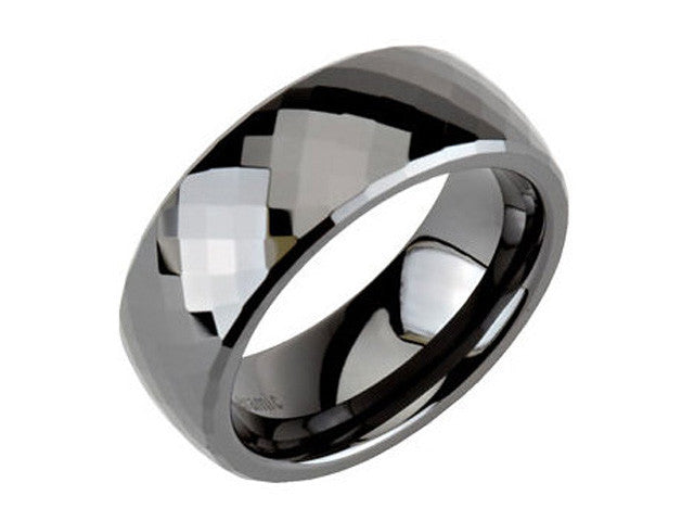 Ceramic Men's Ring Band Honolulu