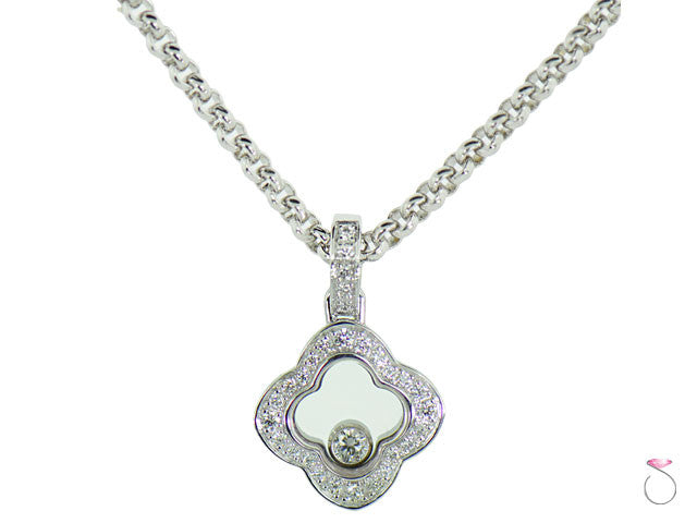 Chopard Happy Diamonds Icons Pendant Sale Price
