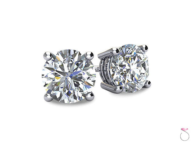 Diamond Stud Earrings Sale online Hawaii