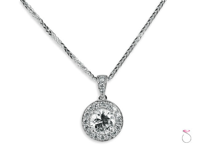 Diamond Pendant Hawaii