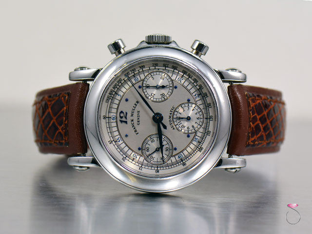 "Franck Muller 7000CC ""Endurance"" Stainless Steel Automatic"