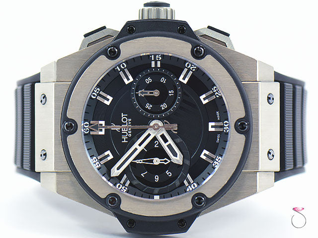 Hublot Big Bang 48mm King Power Foudroyante Zirconium 715.ZX.1127.RX Limited Edition