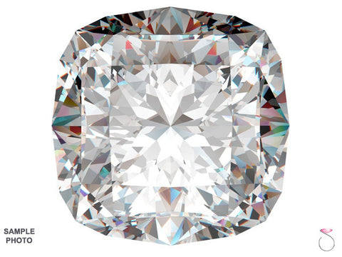 2.37 carat G VS2 Cushion Brilliant cut Diamond GIA Certified