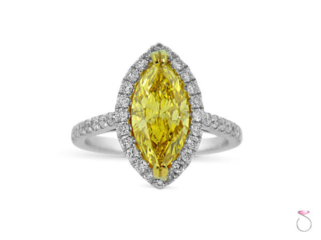 Yellow Diamond Ring Hawaii online price