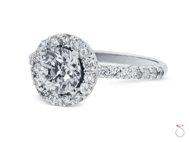 Round Diamond Engagement Ring Hawaii - available instore and online