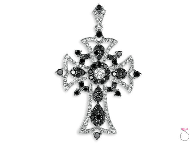 Diamond Cross Pendant Hawaii Sale