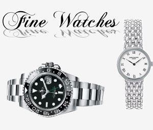 Fine Watches Hawaii & Luxury watches Hawaii