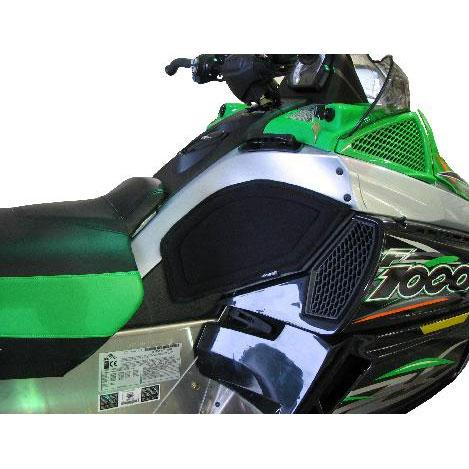 Console Knee Pads - Arctic Cat