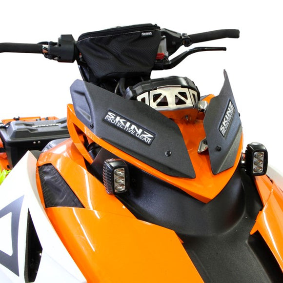 Windshield Pro Flips - Arctic Cat