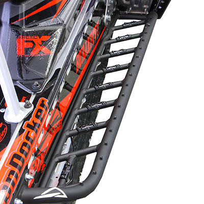 Chris Burandt Short Lightweight ProTube Running Boards (Polaris)