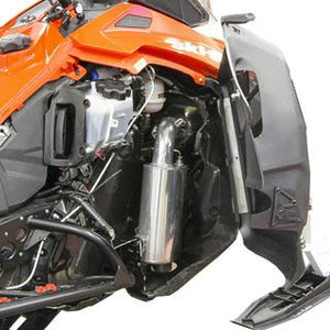 Helium Side Panel Narrowing Kit - Ski-Doo (HDPE Plastic Haircel Finish)