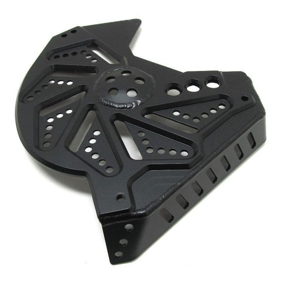 Lightweight Billet Aluminum Brake Rotor Cover (Ski-Doo)