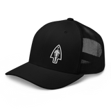 CME Curved Bill Trucker