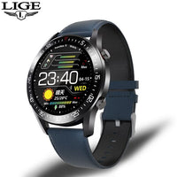 LIGE IP68 Waterproof Smart Watch For Men-thumbnail
