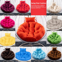 Soft Cotton Hanging Cushion  Swing Chair-thumbnail