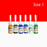 Beauty & Health -5ml Tattoo Ink Set Supplies-thumbnail