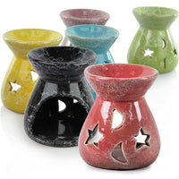 Romantic Oil Fragrance Oils Aromatherapy tealight Candle Holders Simmering Granule Ceramic Tools FP8-thumbnail