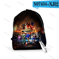 3D Keychain Style Leisure Backpack-thumbnail