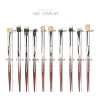 Soft Synthetic Makeup Brushes Set-thumbnail