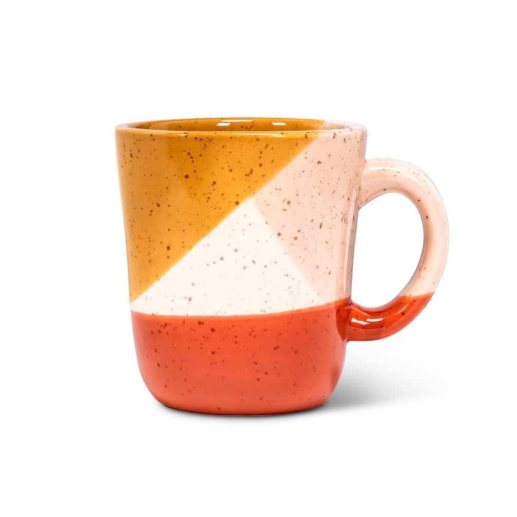 "Modern Abstract Mug 4.5"" 12oz"