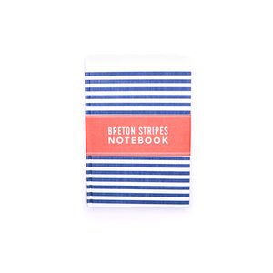 Breton Stripes Notebook